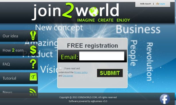 Join2World
